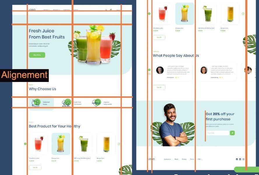 08. Les bonnes pratiques pour réussir le Design d'un site web: Fondamentaux Webdesign CreaMentor 3