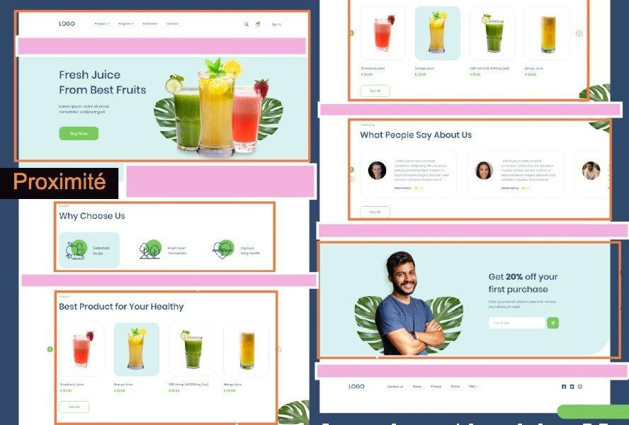 08. Les bonnes pratiques pour réussir le Design d'un site web: Fondamentaux Webdesign CreaMentor 4